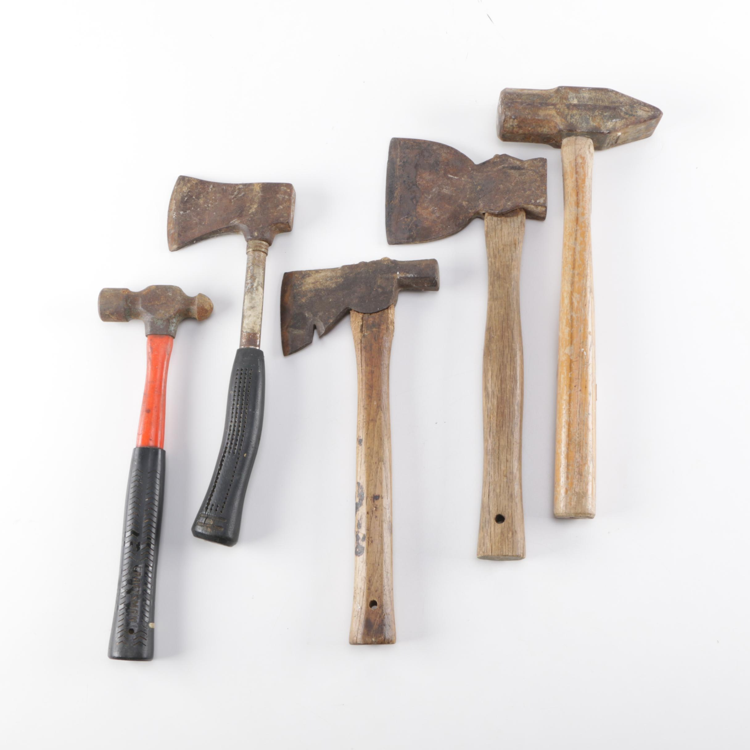 Hammers and Hatchets