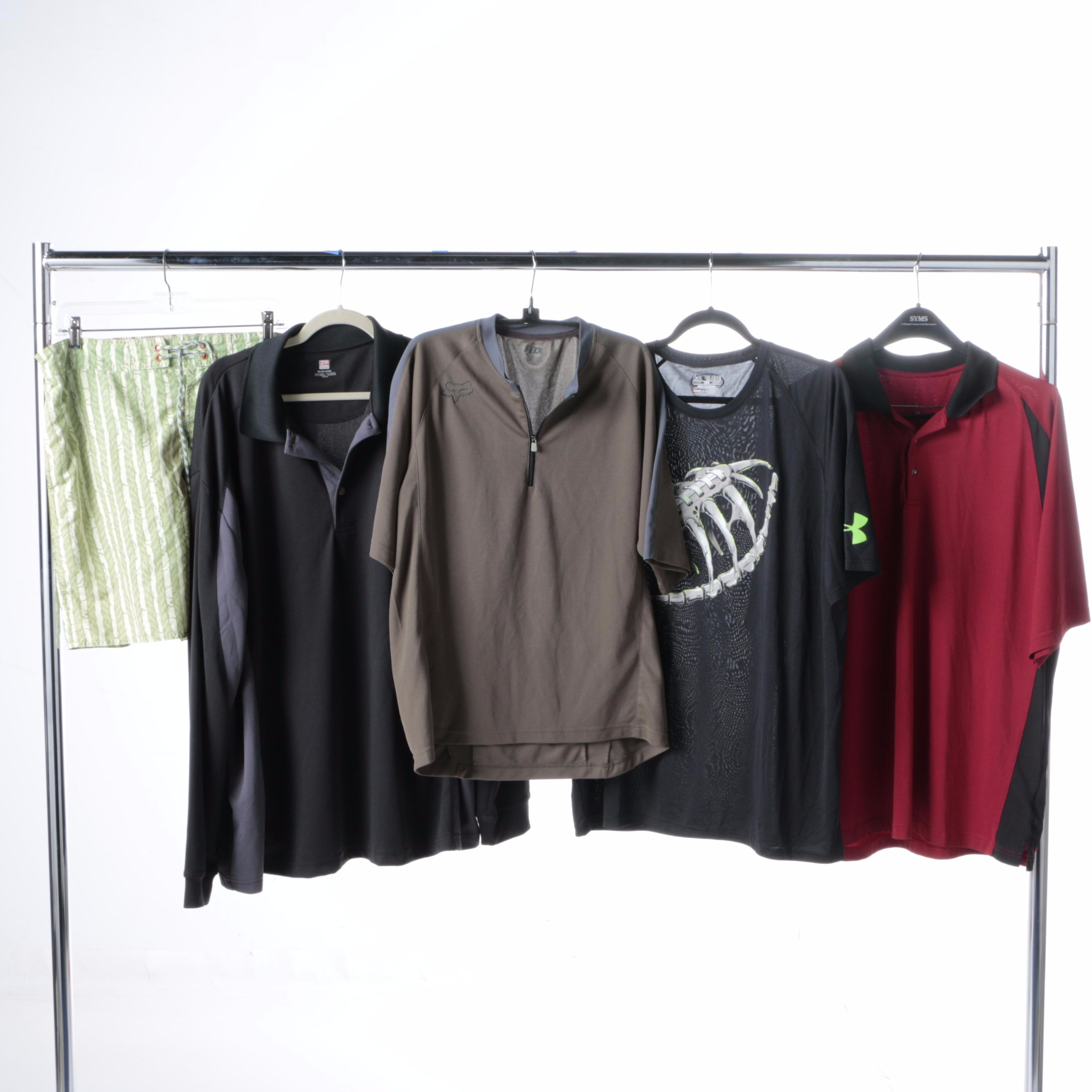 Collection of Men's Sportswear