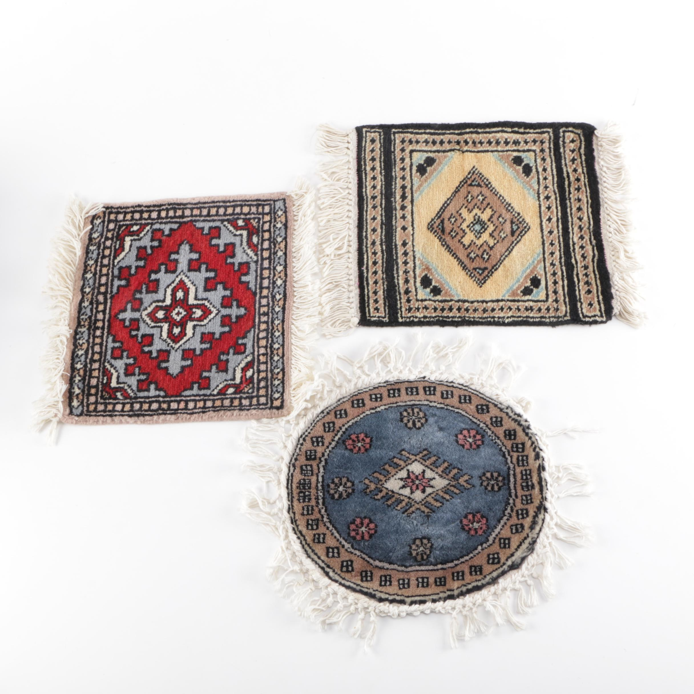 handknotted indopersian small accent rugs