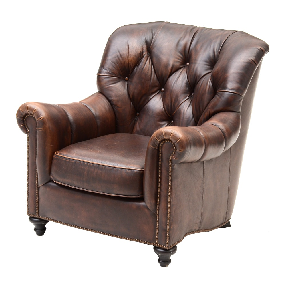 Bernhardt Leather Chair