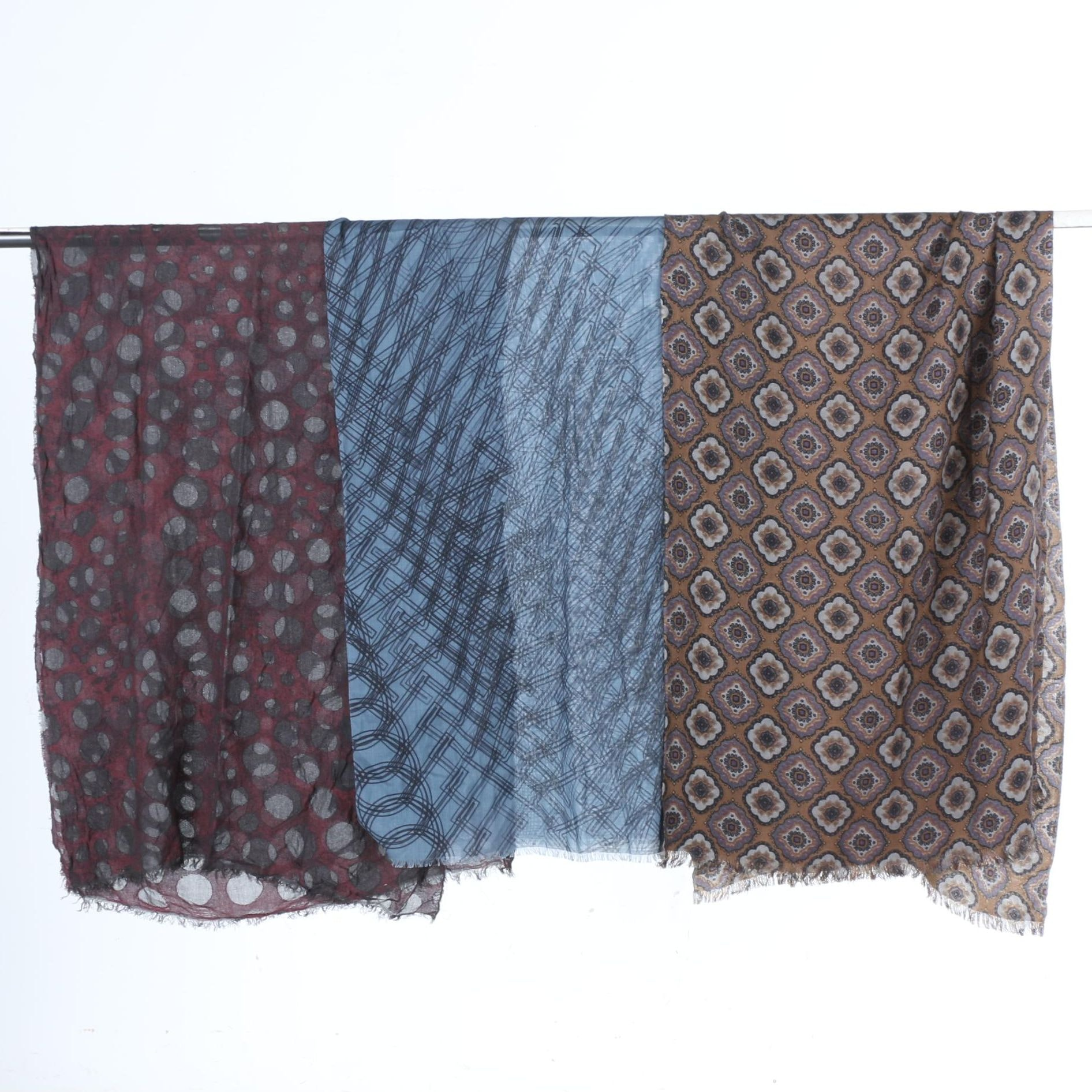 Scarves Including Empresa and Chelsey by Joseph