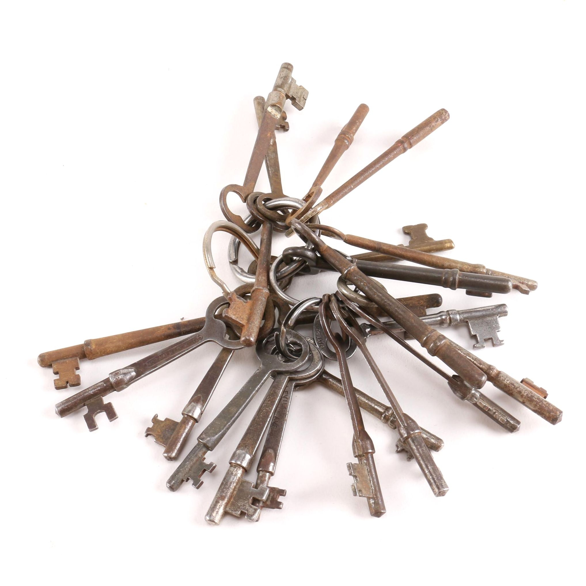 Assortment of Skeleton Keys