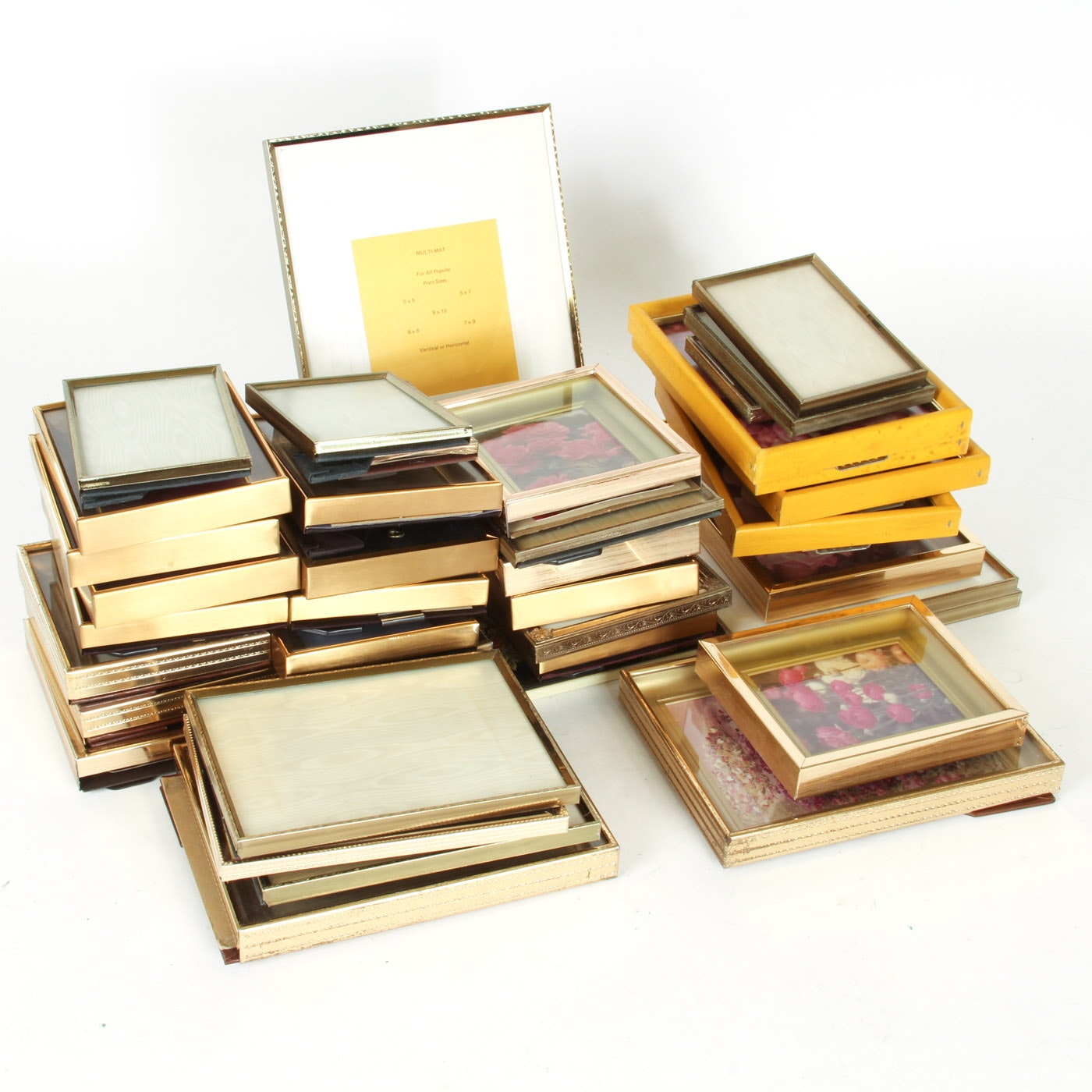 Generous Collection of Picture Frames