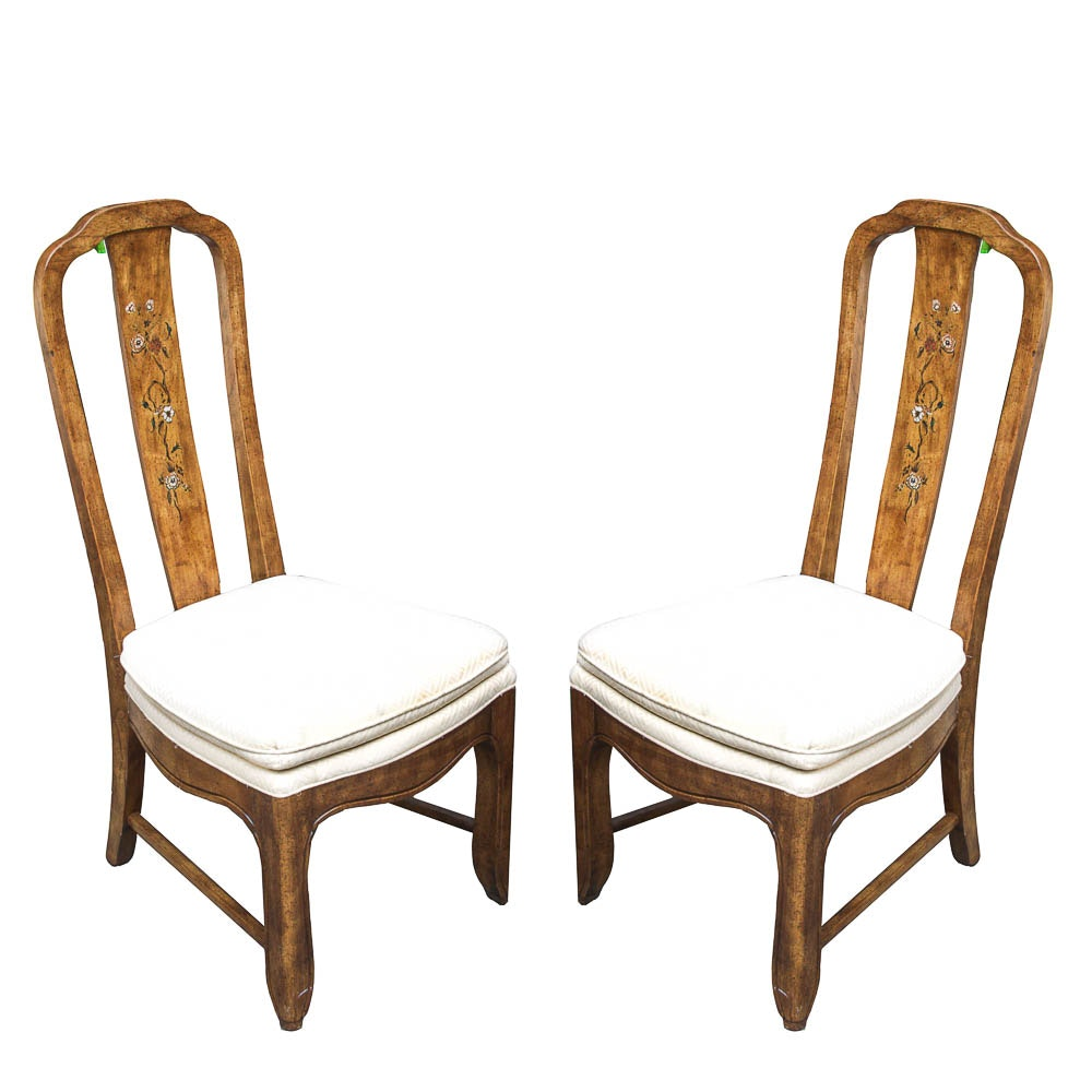 American of Martinsville Side Chairs