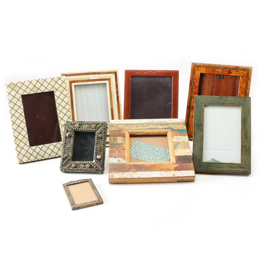 Wooden Picture Frame Assortment : EBTH