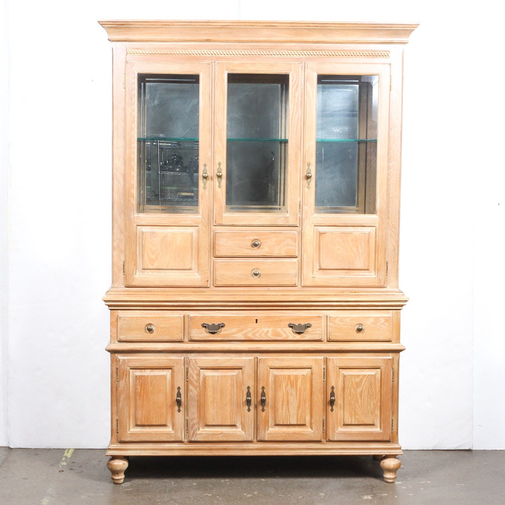 Duck's Unlimited by Kincaid China Cabinet