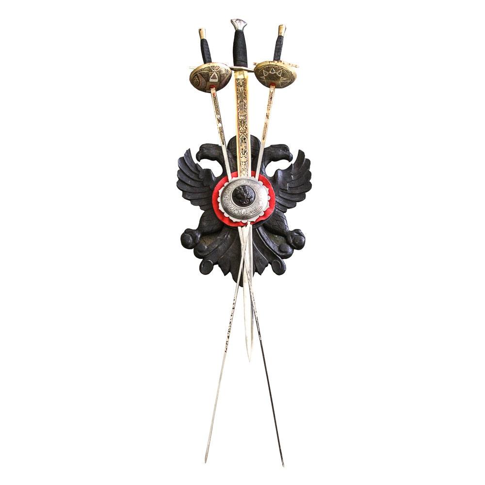 Spanish Sword Display