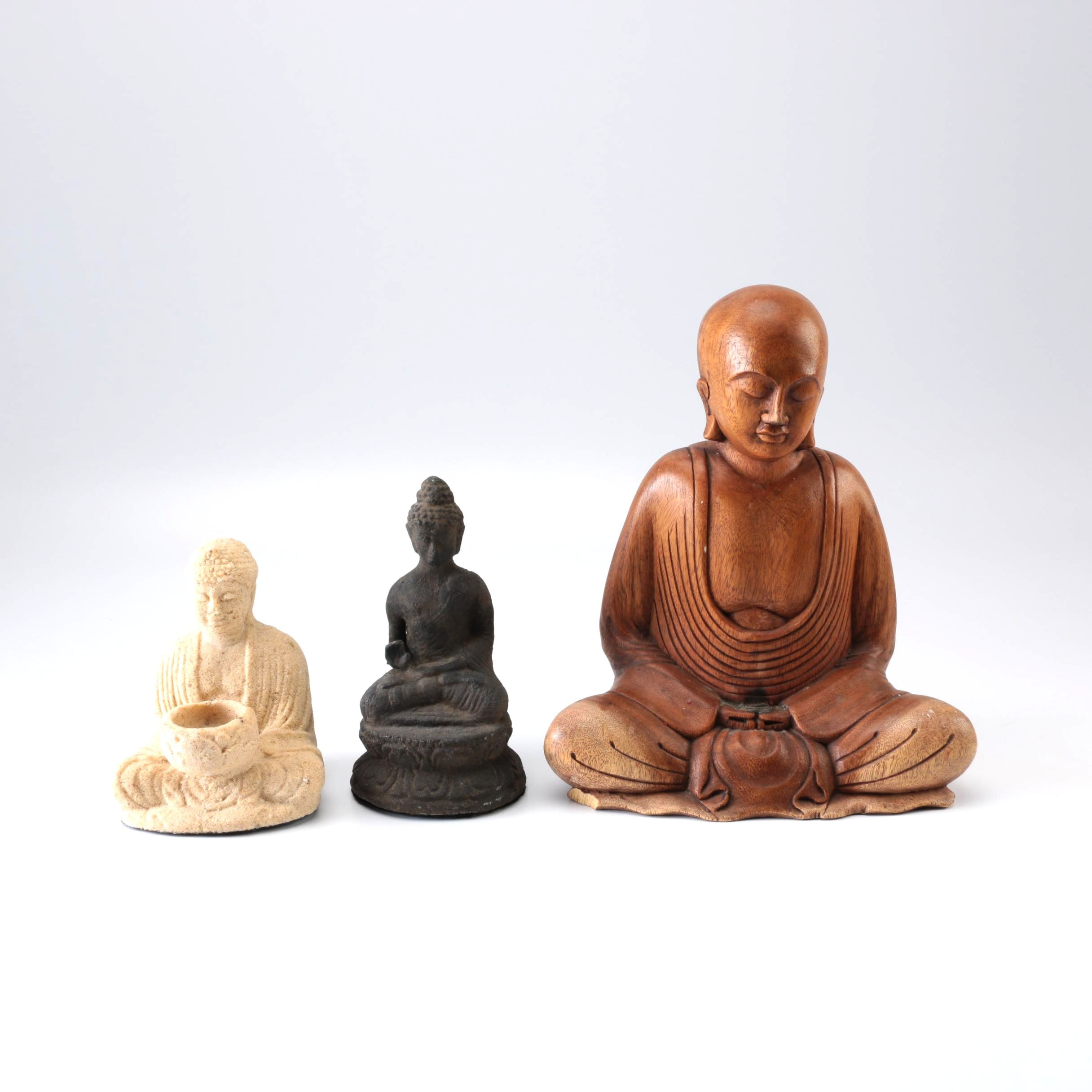 Collection of Buddha Figures