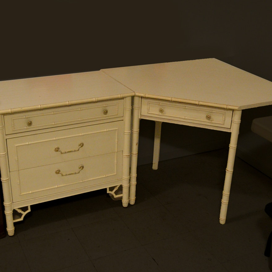 Bamboo Corner Desk Whalen Reed Collection Desk
