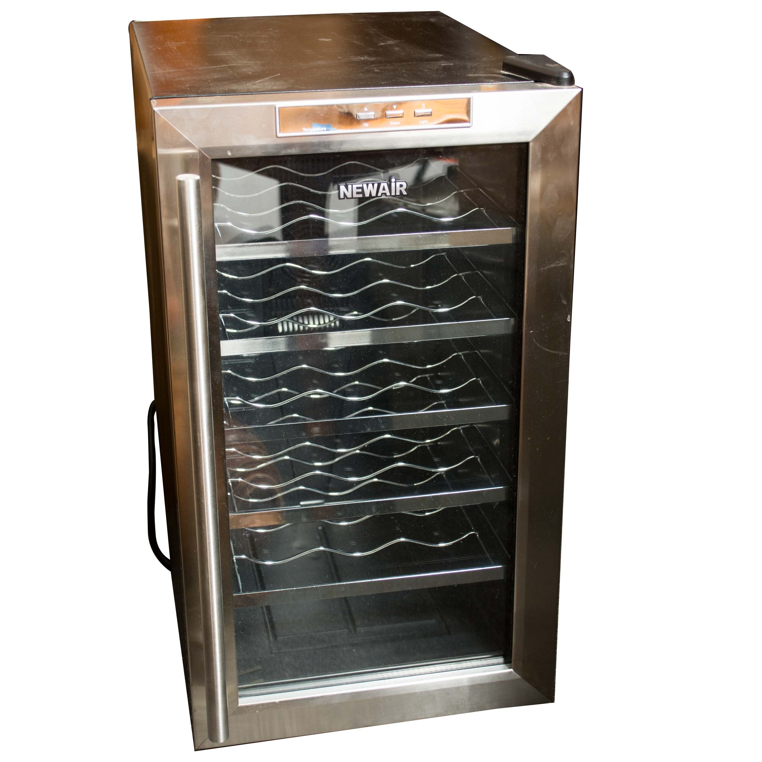 NewAir AW-181E Thermoelectric Wine Cooler,