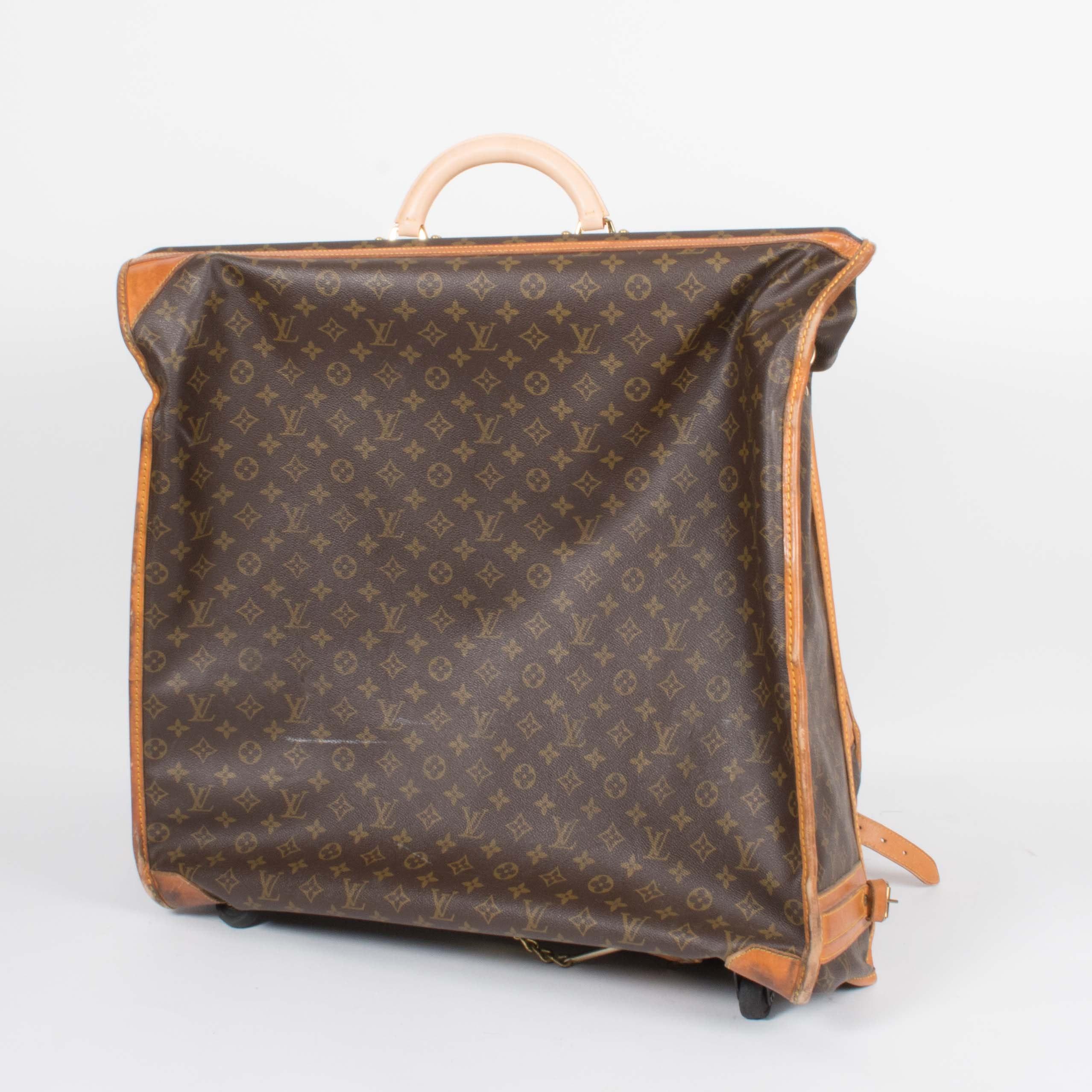 Louis Vuitton Rolling Garment Bag