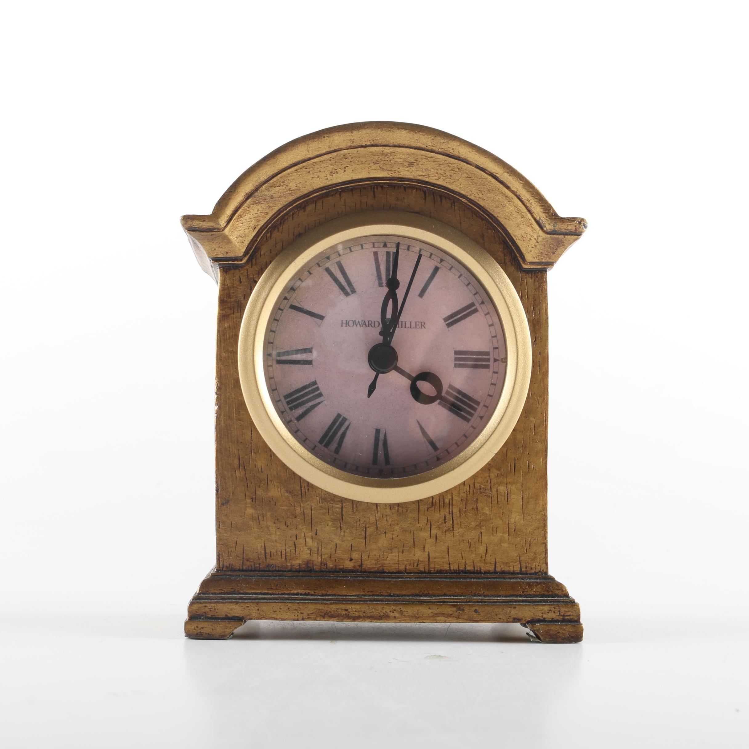 Howard Miller Analog Mantel Clock