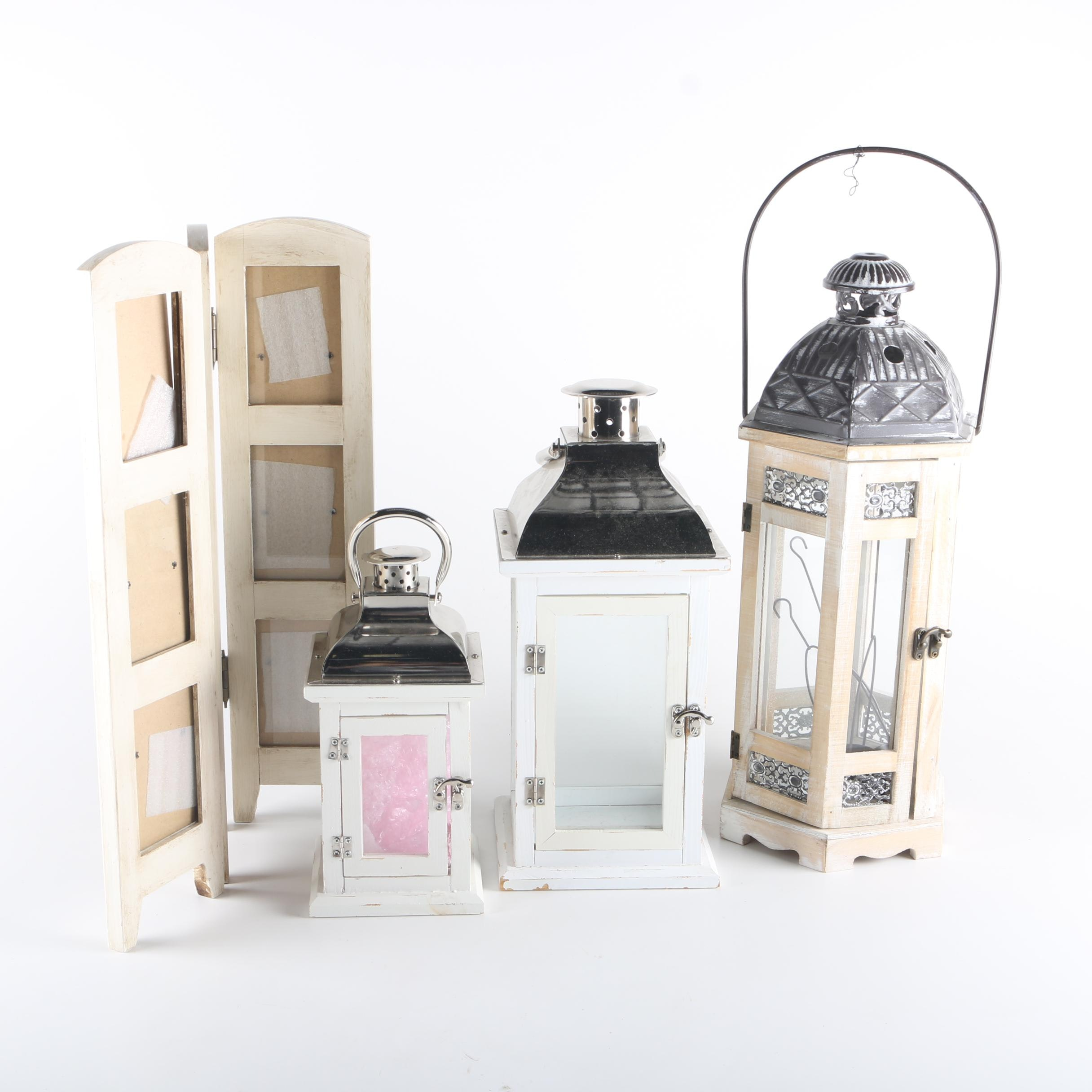 Collection of Lanterns and More
