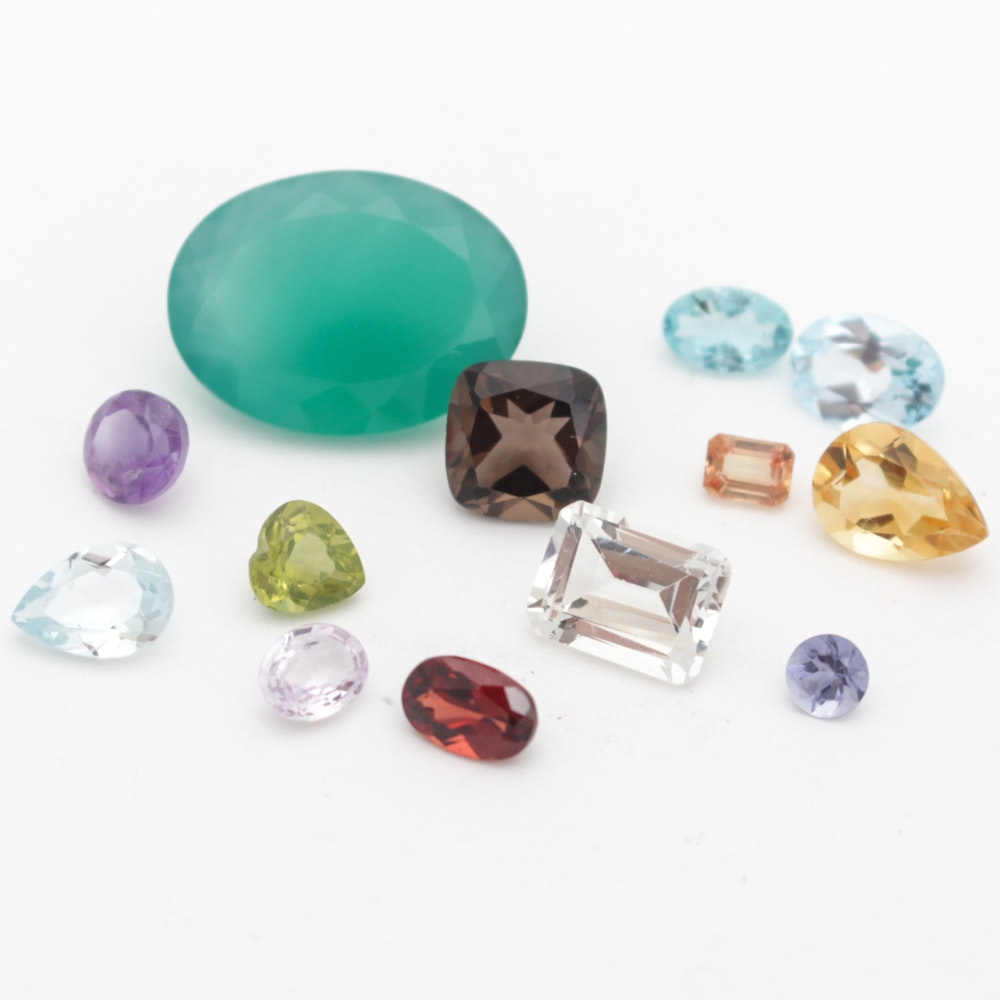Mixed Gemstone Collection