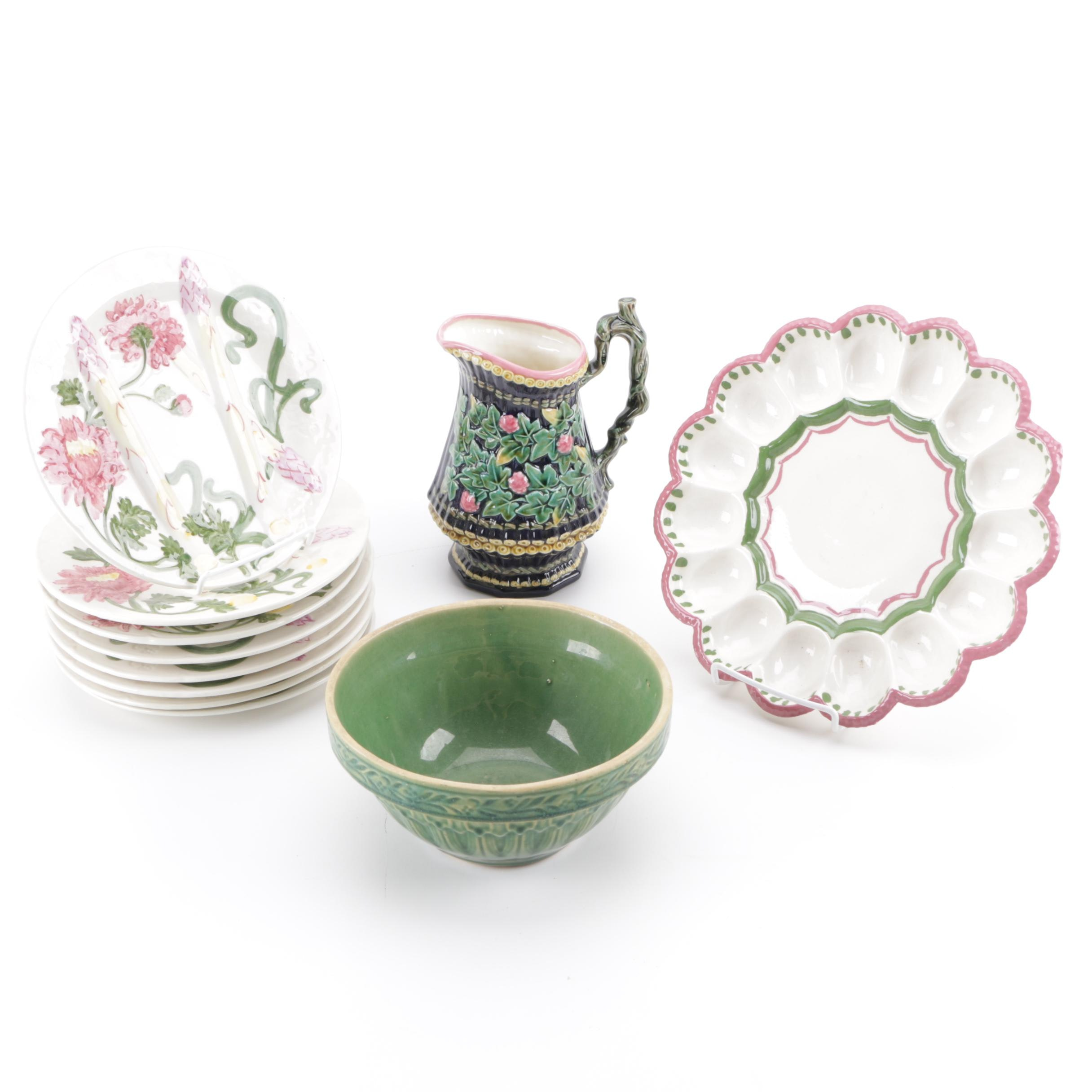 Assortment of Tableware