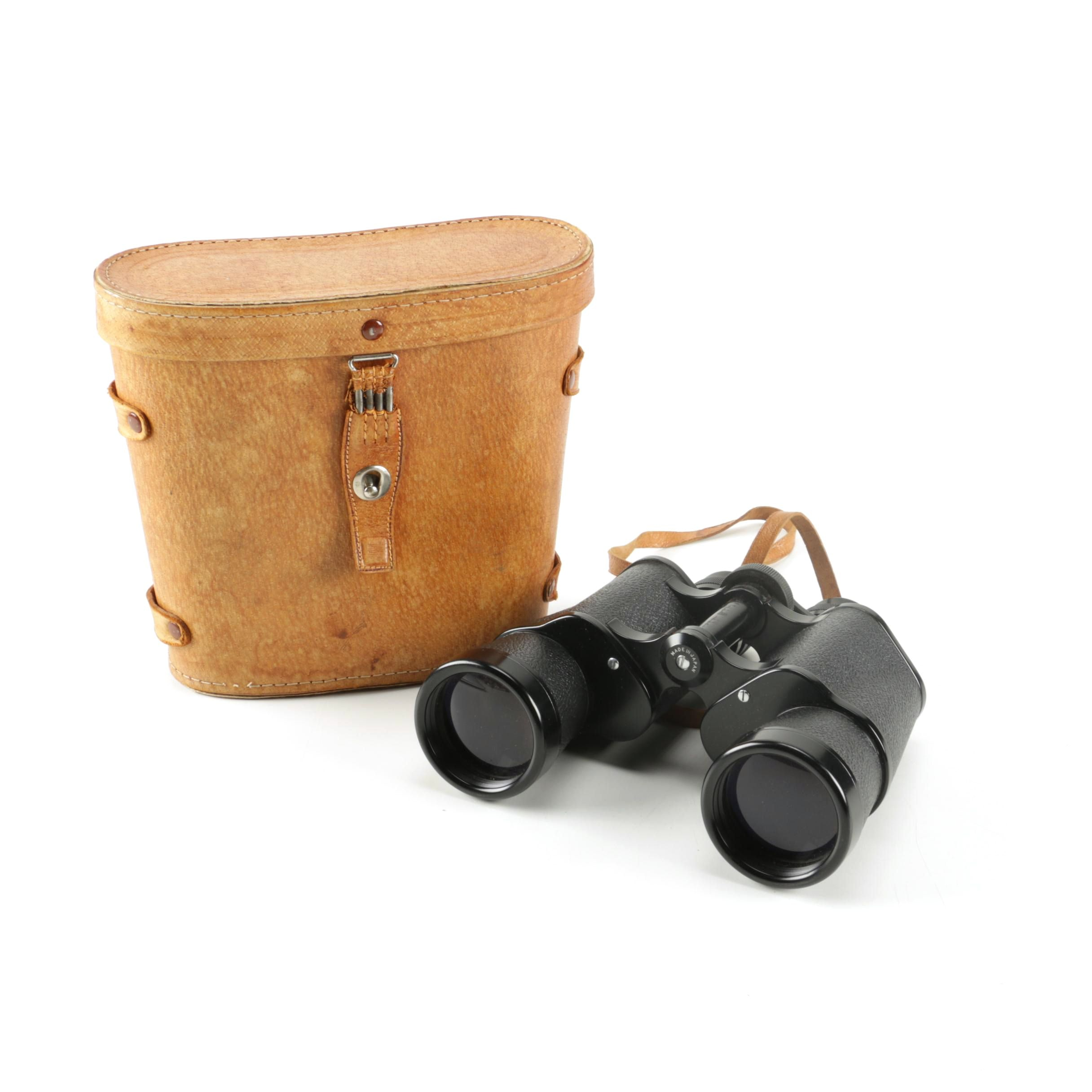 Pair of Tower 7 X 50 Coated Binoculars