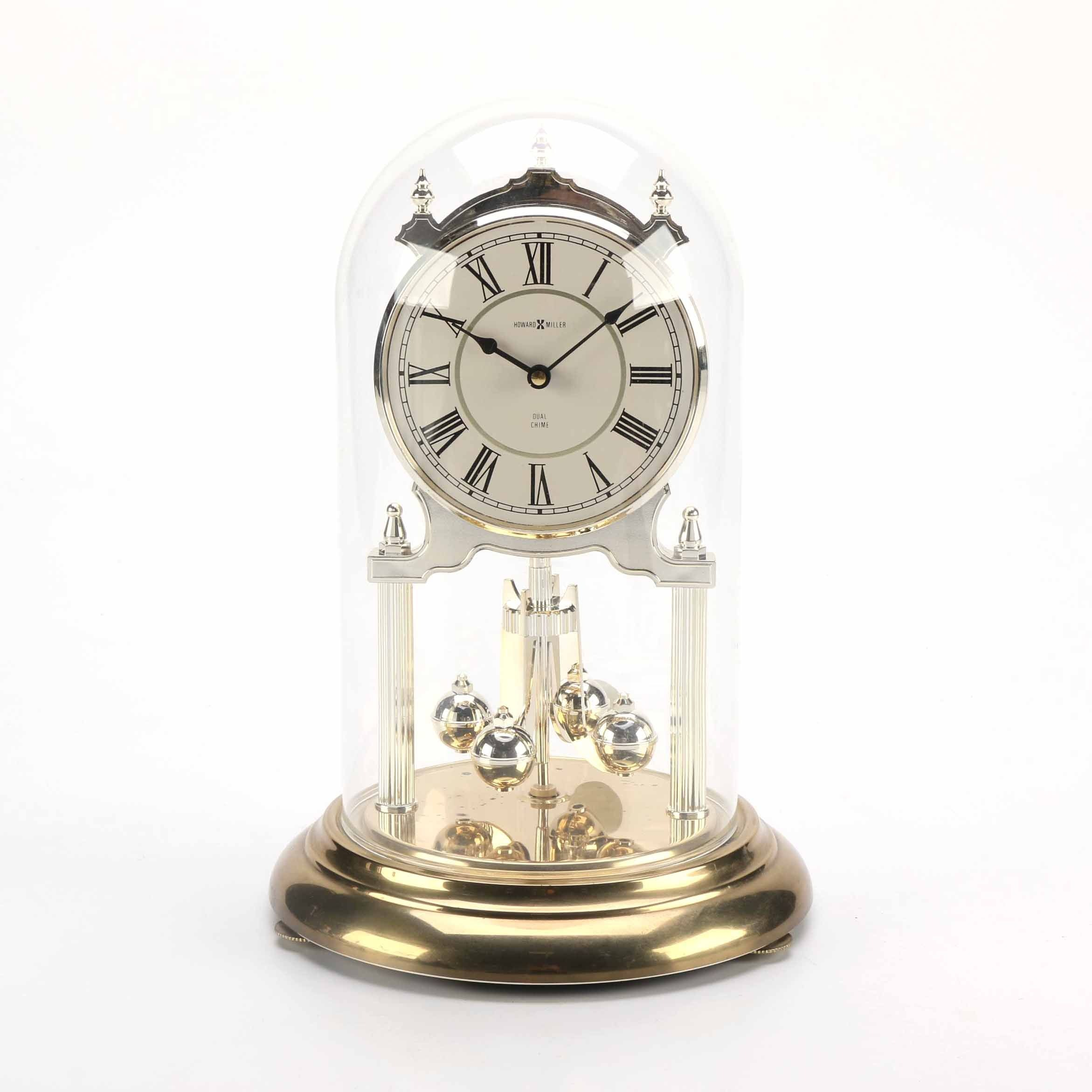 Howard Miller Anniversary Mantel Clock