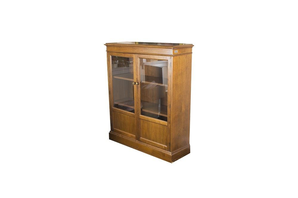 Glass Door Display Cabinet