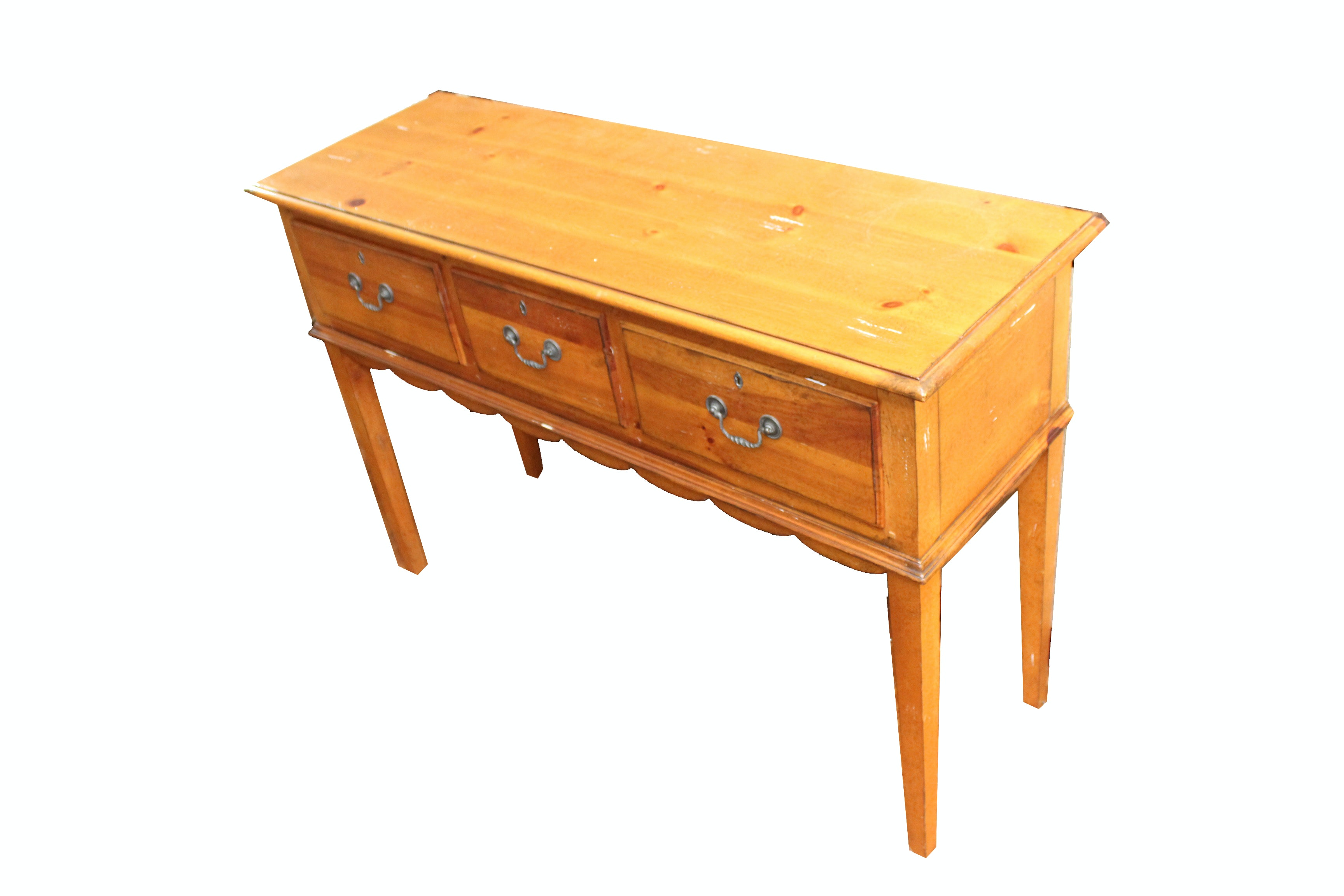 Pine Sideboard by Drexel Heritage Furniture