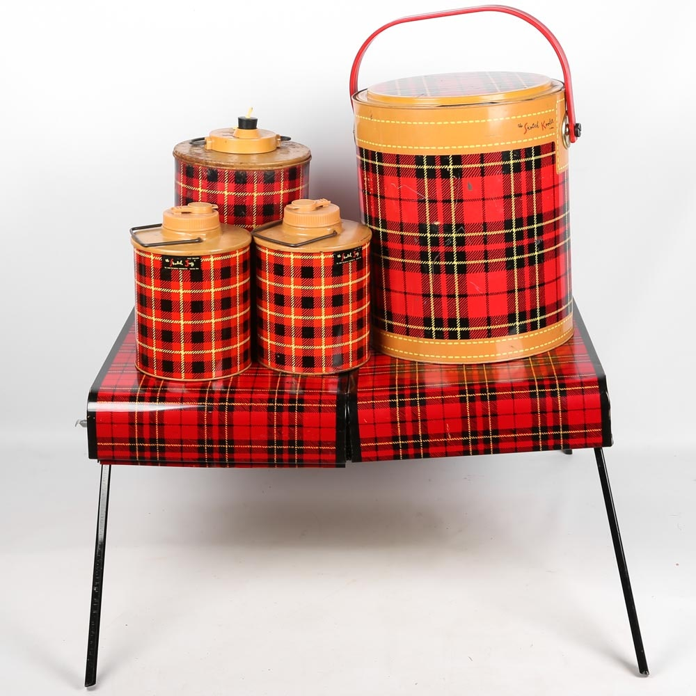 Vintage Skotch Picnic Collection