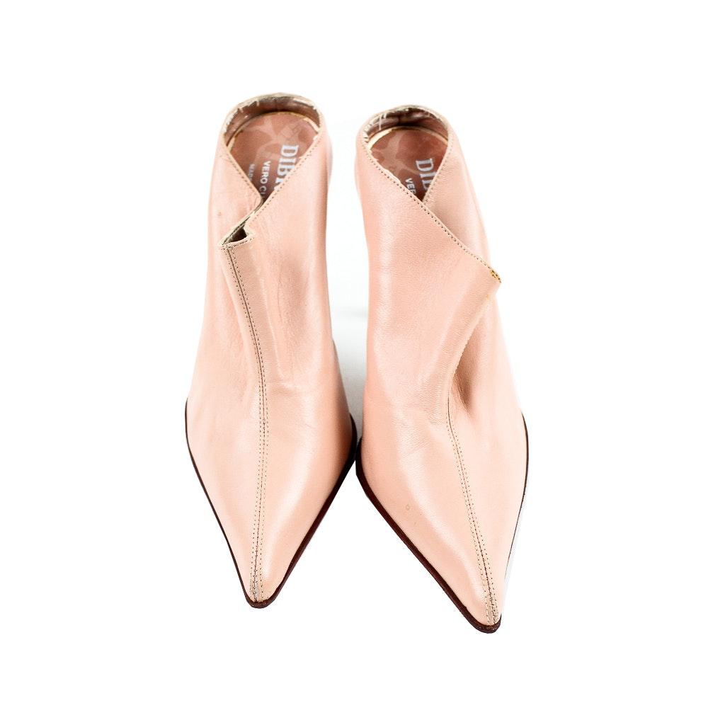 Dibrera Pink Women's Heels