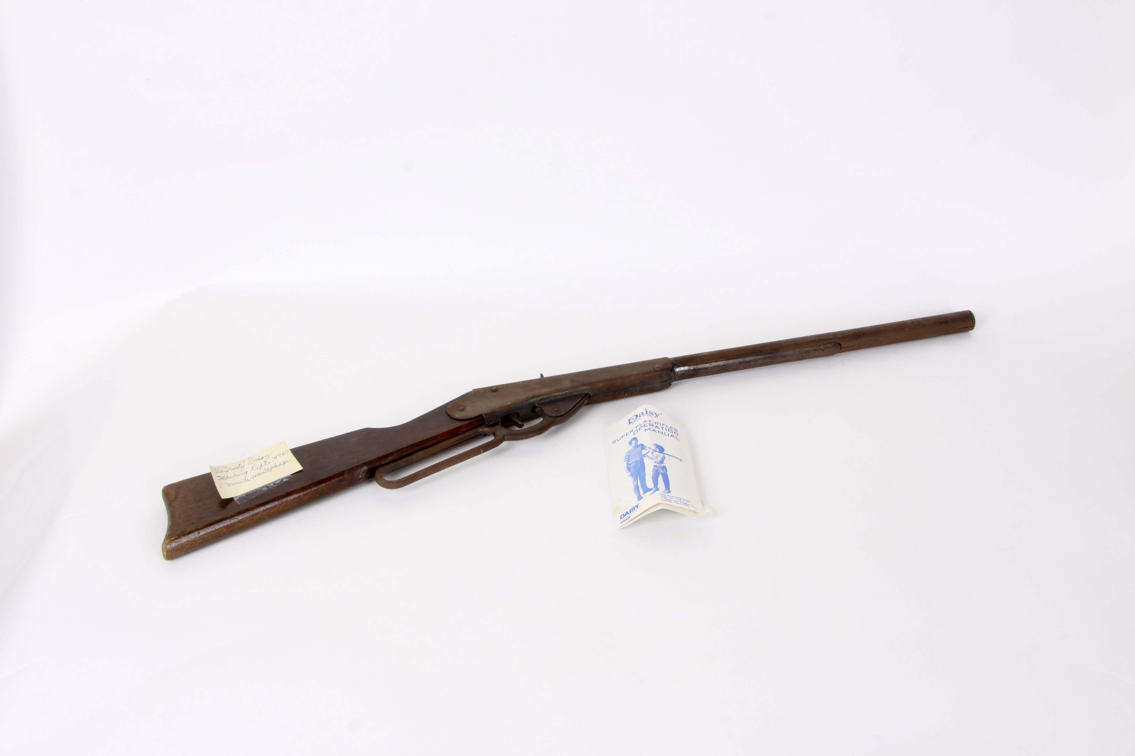 "Vintage Daisy ""Super Play"" Rifle"