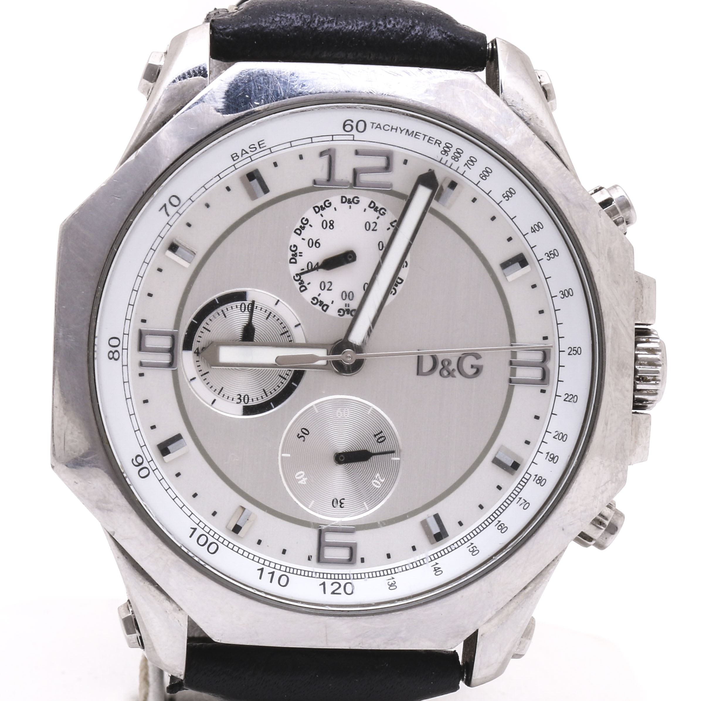 Dolce & Gabbana Stainless Steel Wristwatch