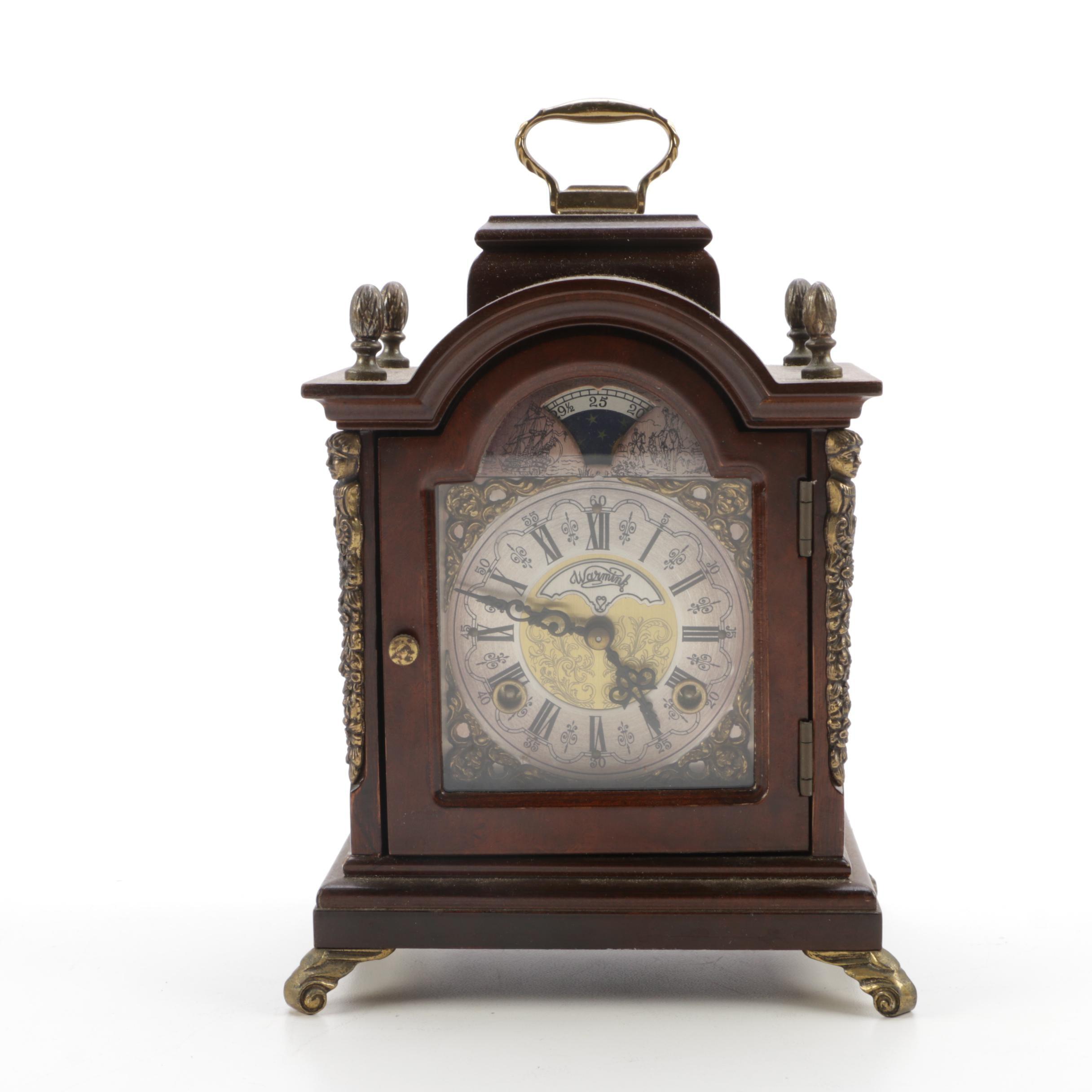 Warmink Mantel Clock