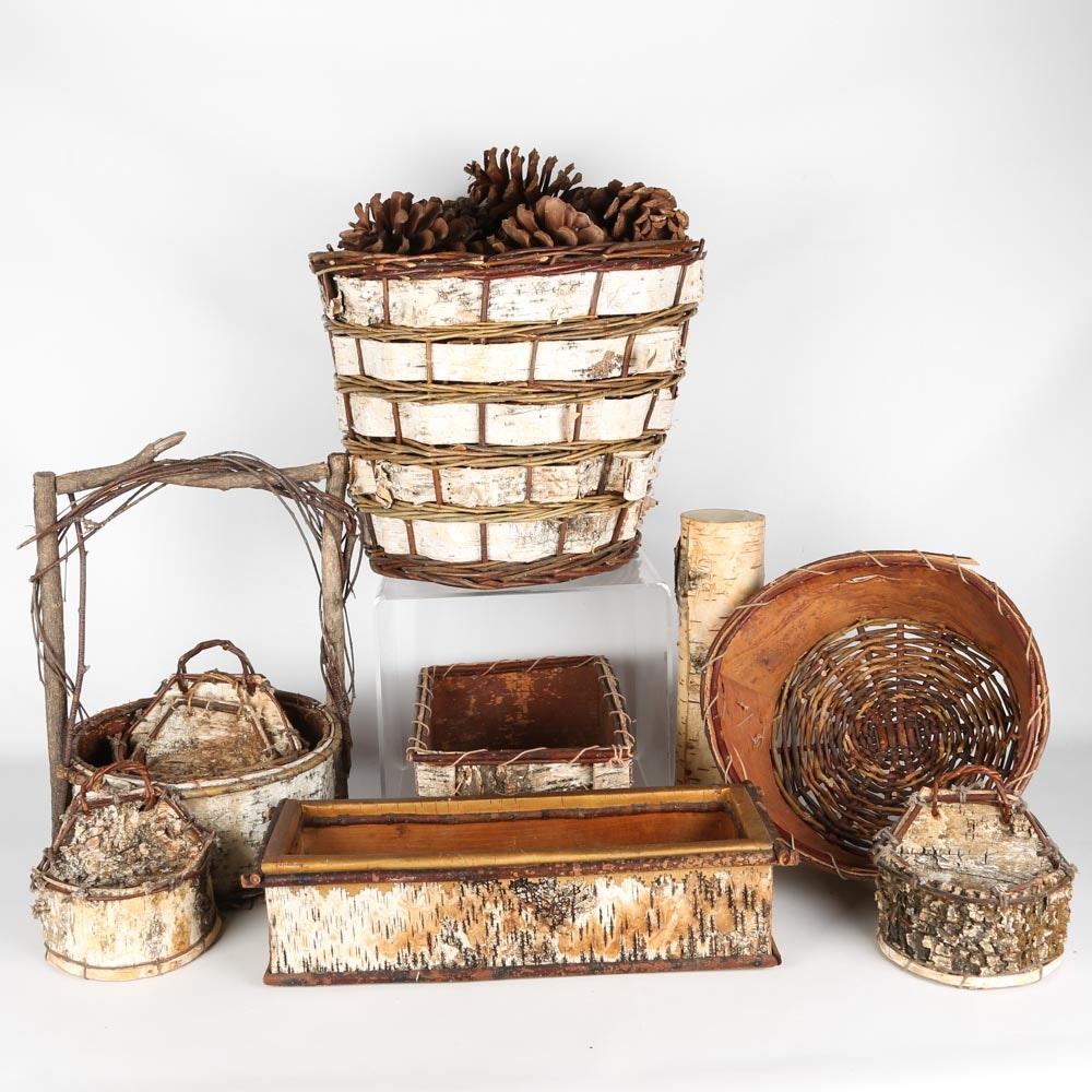 Birch Decor Collection