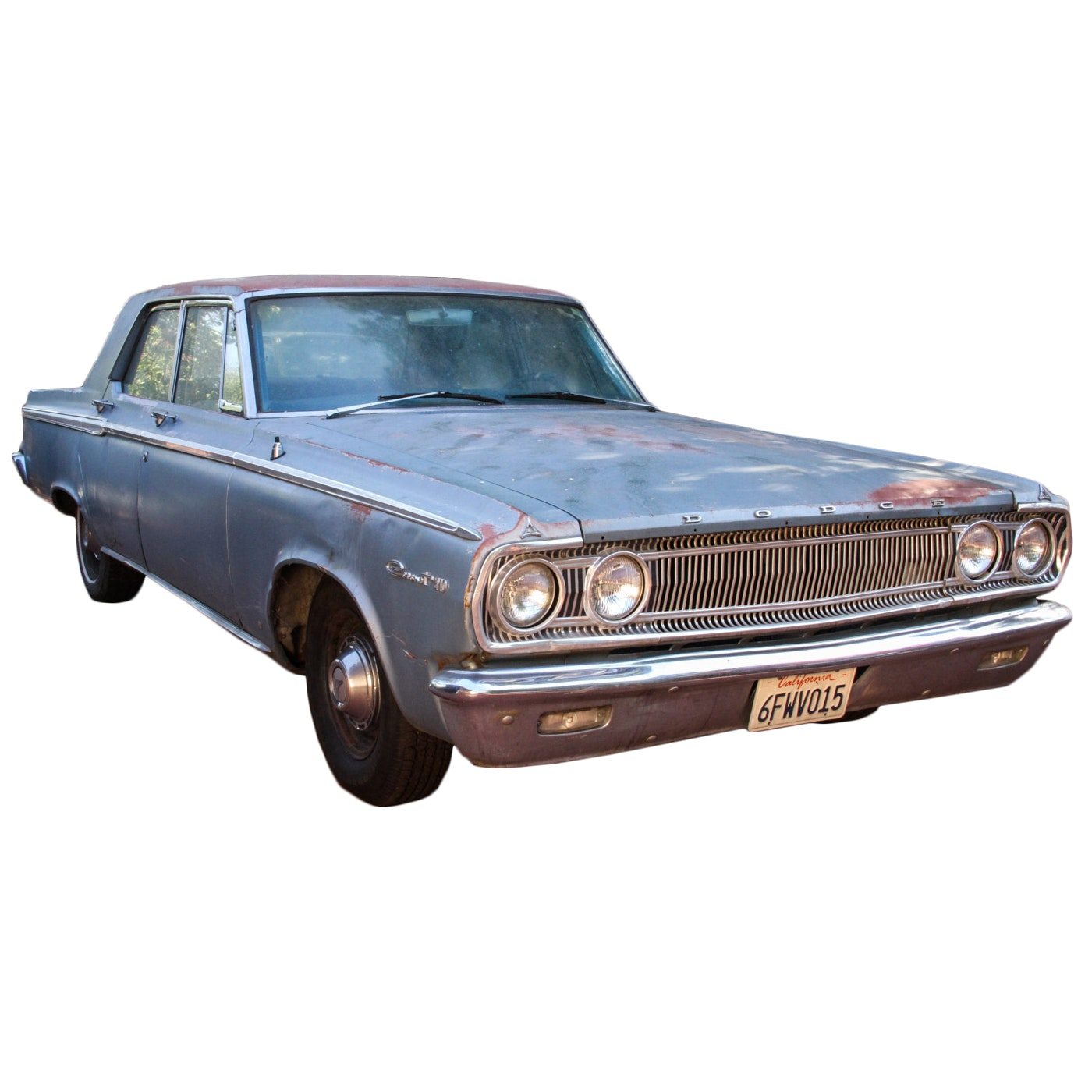 1965 Dodge Coronet 440 4-Door Sedan