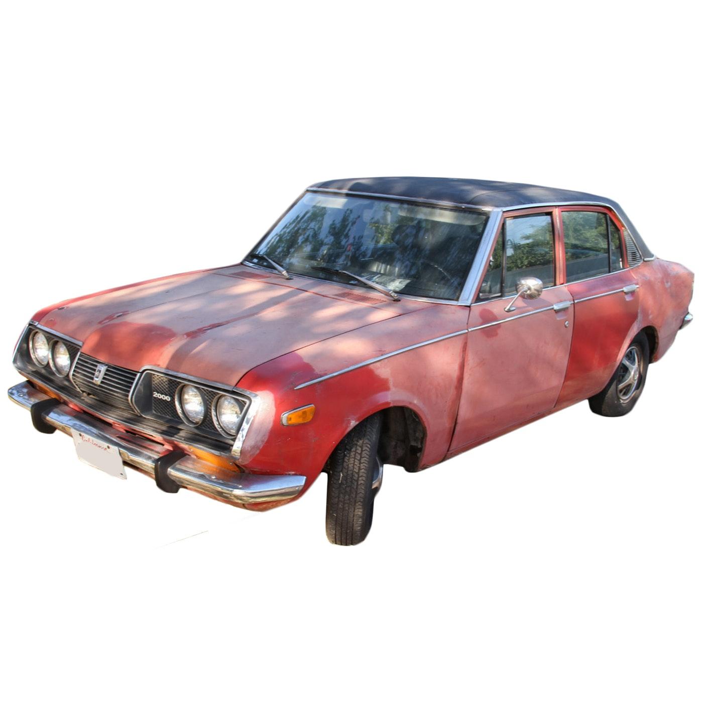 1972 Toyota Corona Mark II Sedan