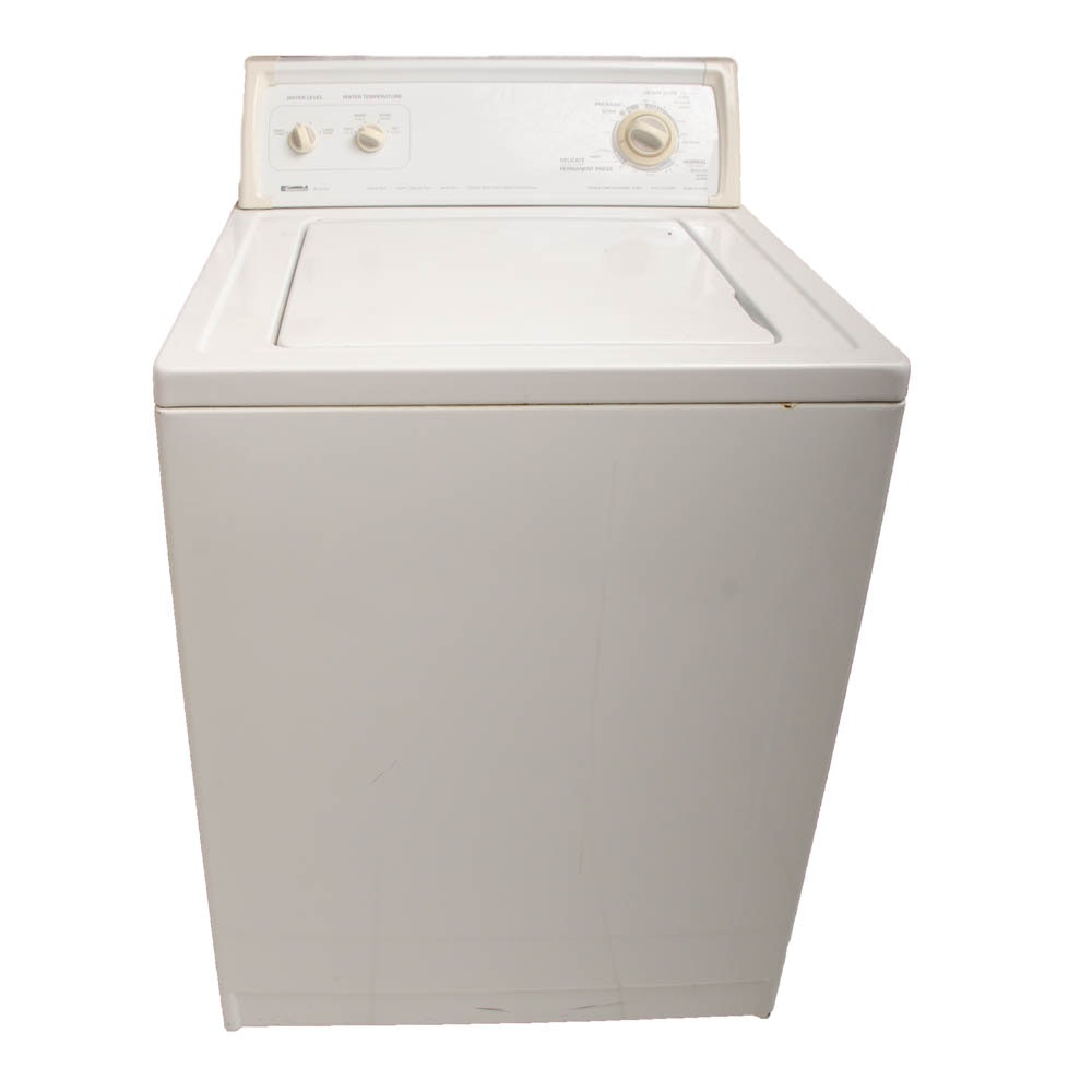 Kenmore 80 Series Top Load Washer