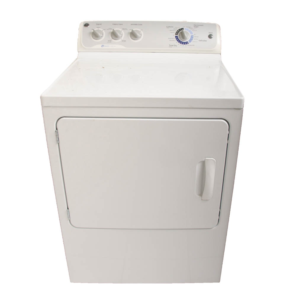 General Electric Front Loading Clothes Dryer