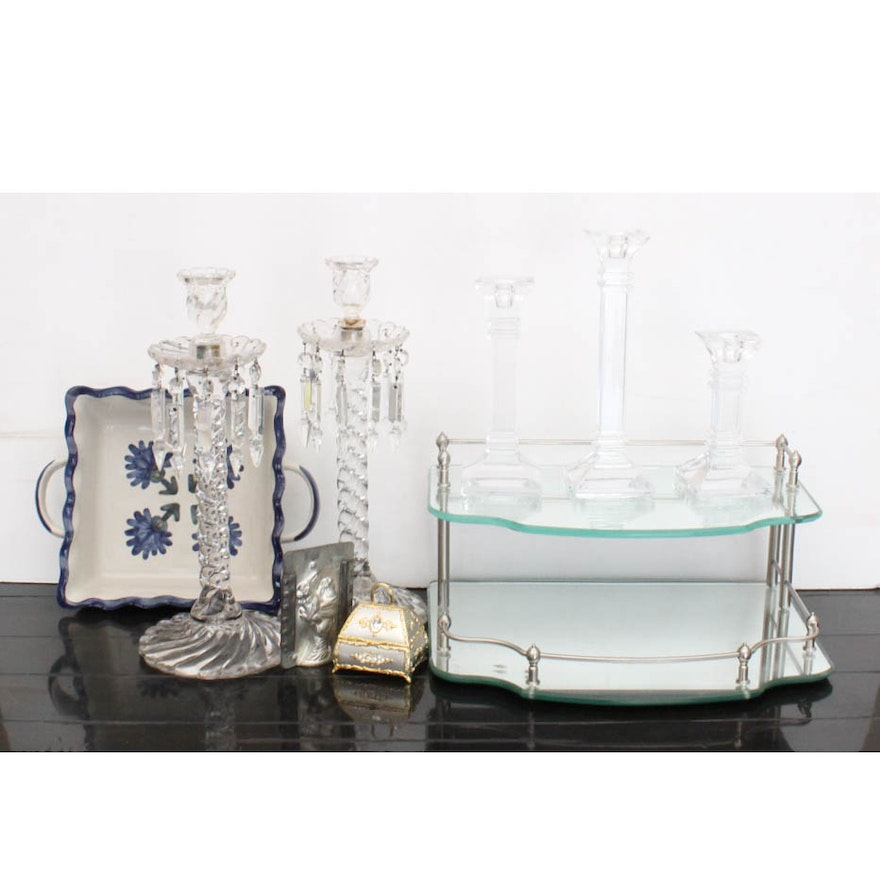 Home Decor Featuring Marquis By Waterford And Mikasa