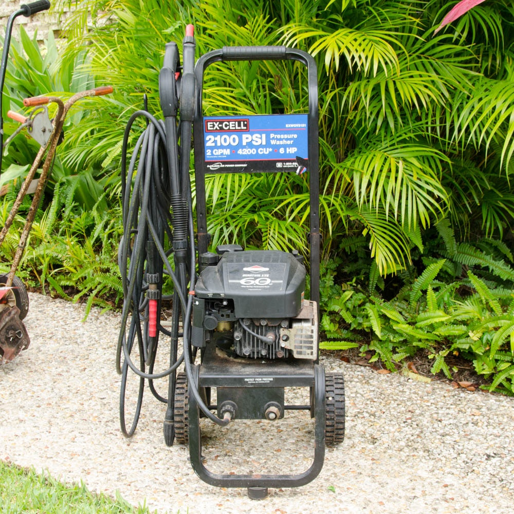 Ex-Cell Pressure Washer