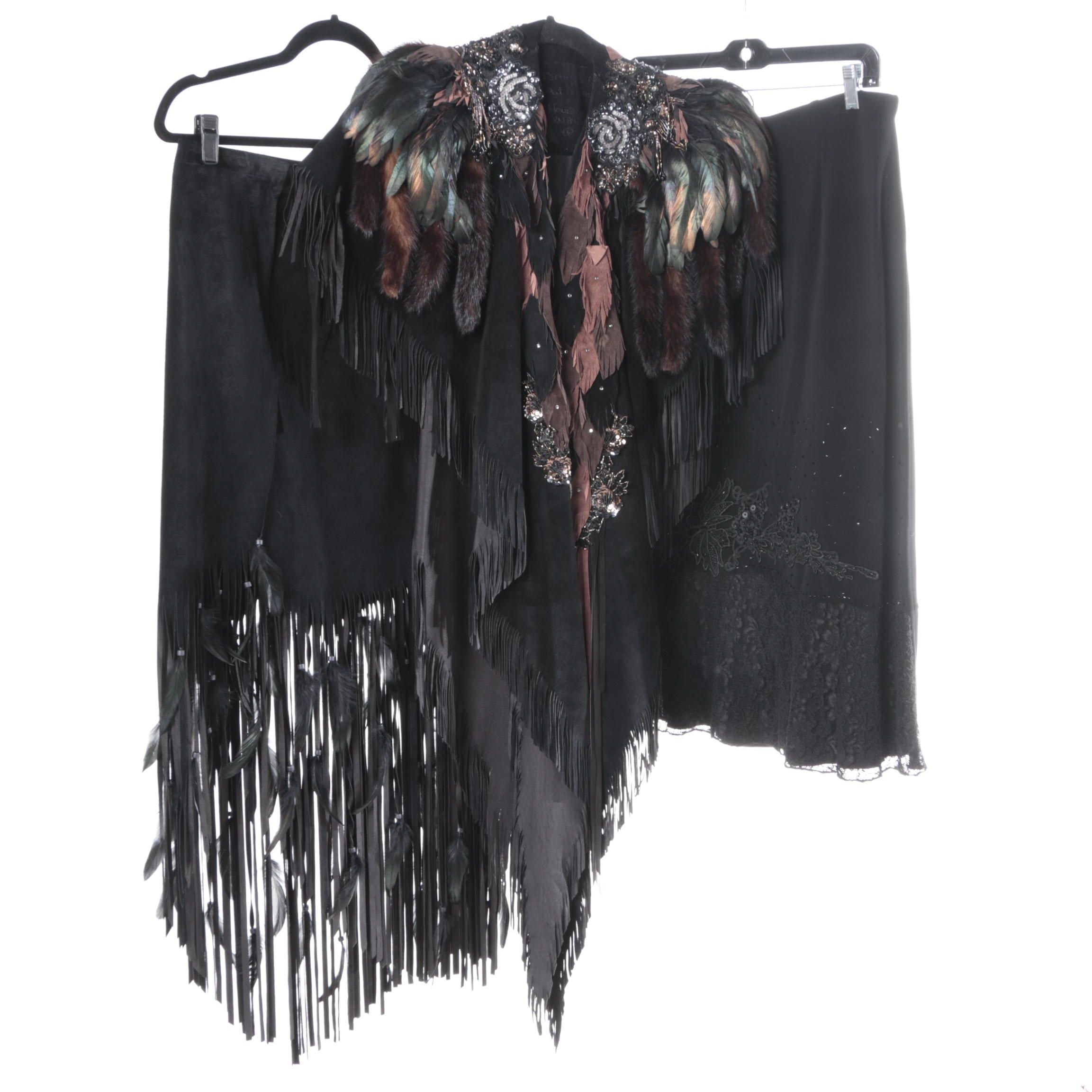 Women's Western Style Clothing Including Pat Dahnke