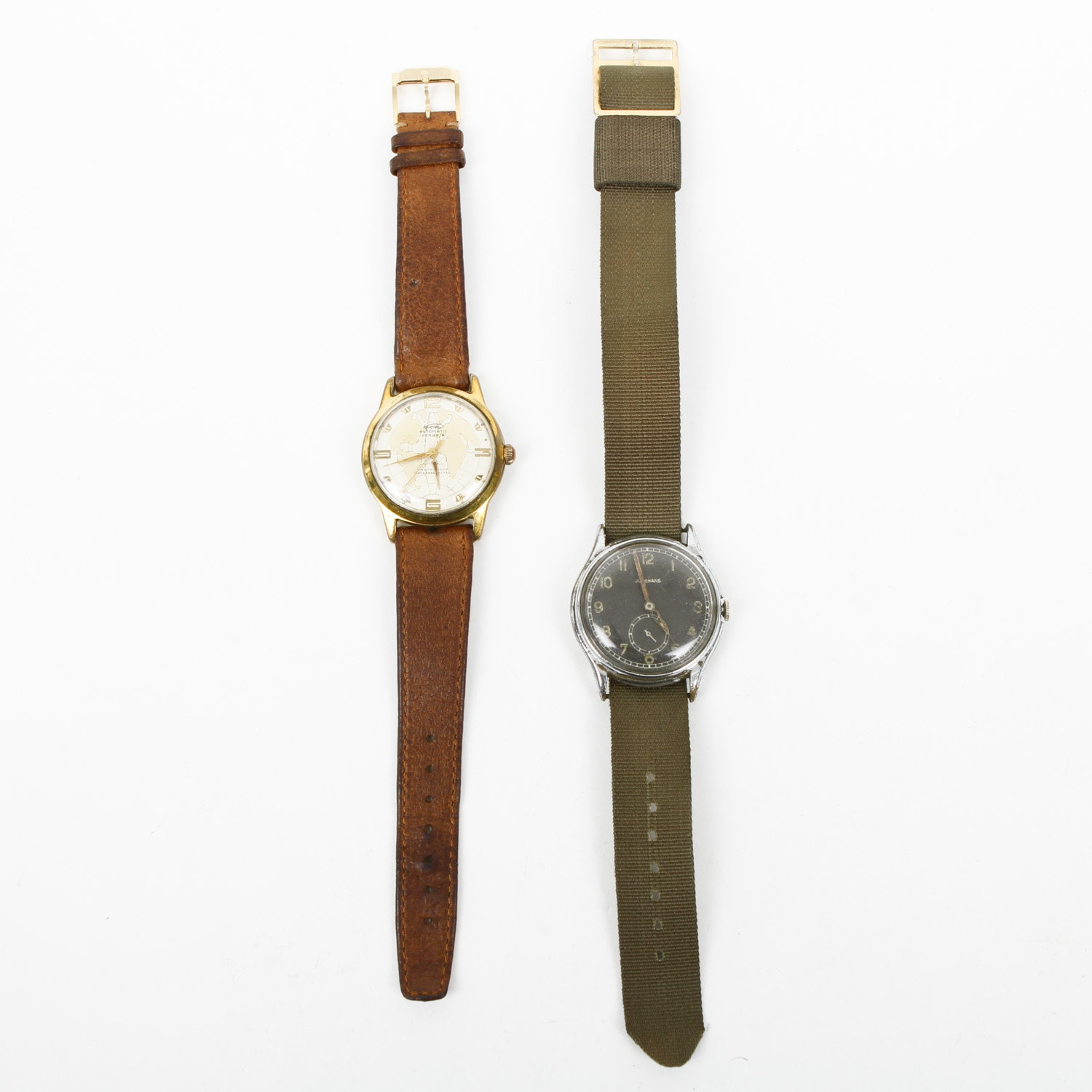 Pair of Vintage Wristwatches