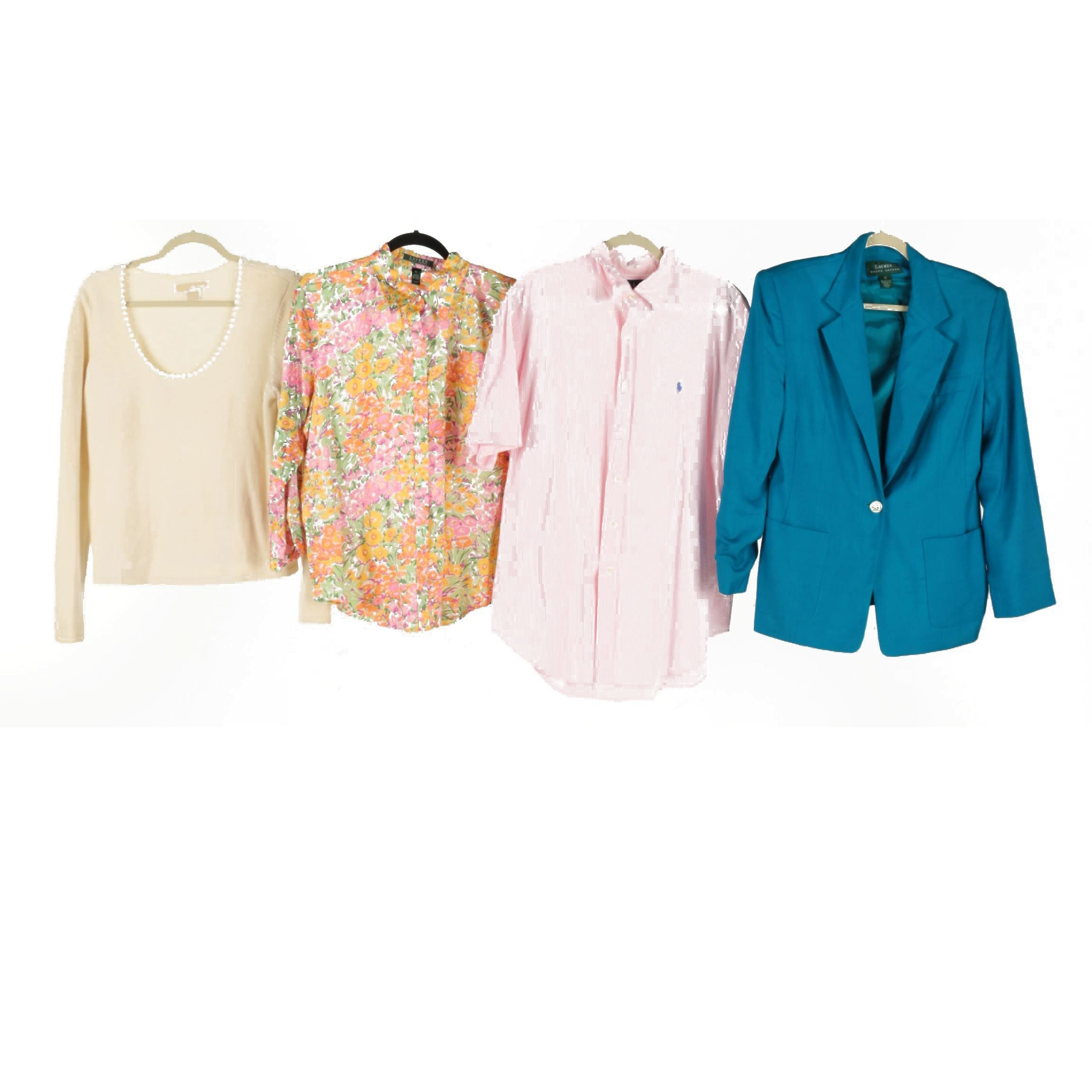 Collection of Women's Clothing by Ralph Lauren and Micheal Kors