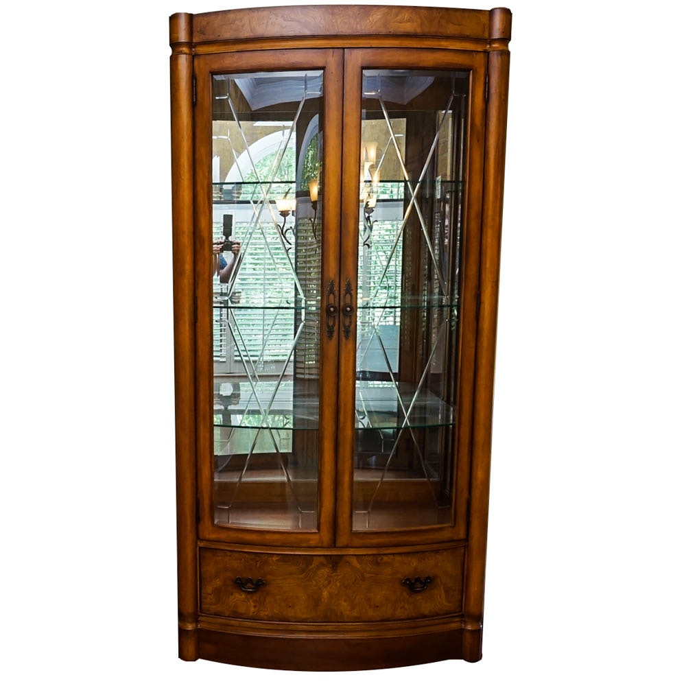 Ernest Hemingway Collection  Curio Cabinet by Thomasville ...  sc 1 st  EBTH.com & Ernest Hemingway Collection
