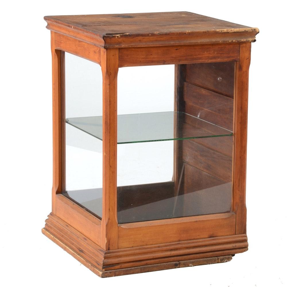 Antique Retail Display Case