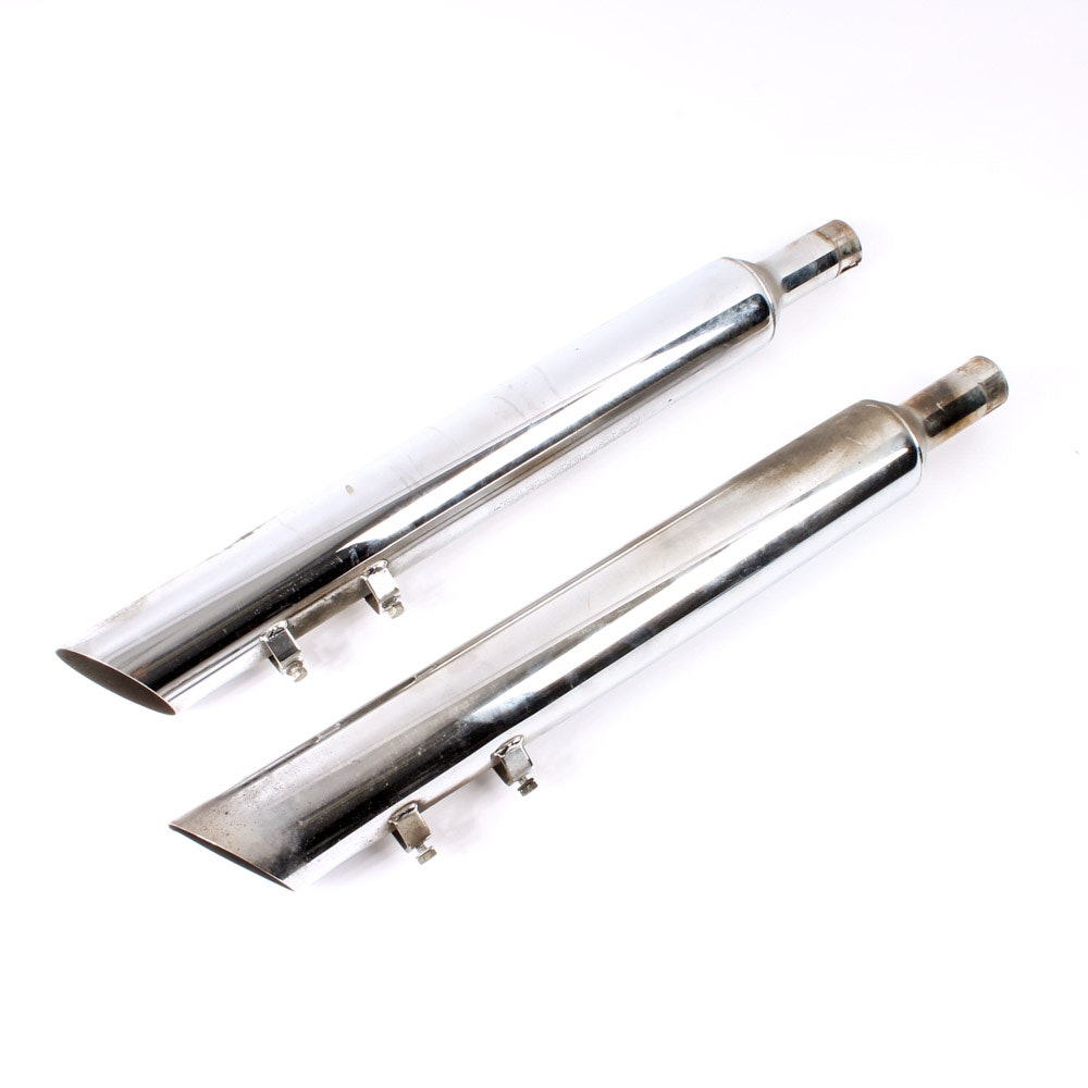 Harley-Davidson Exhaust Pipes