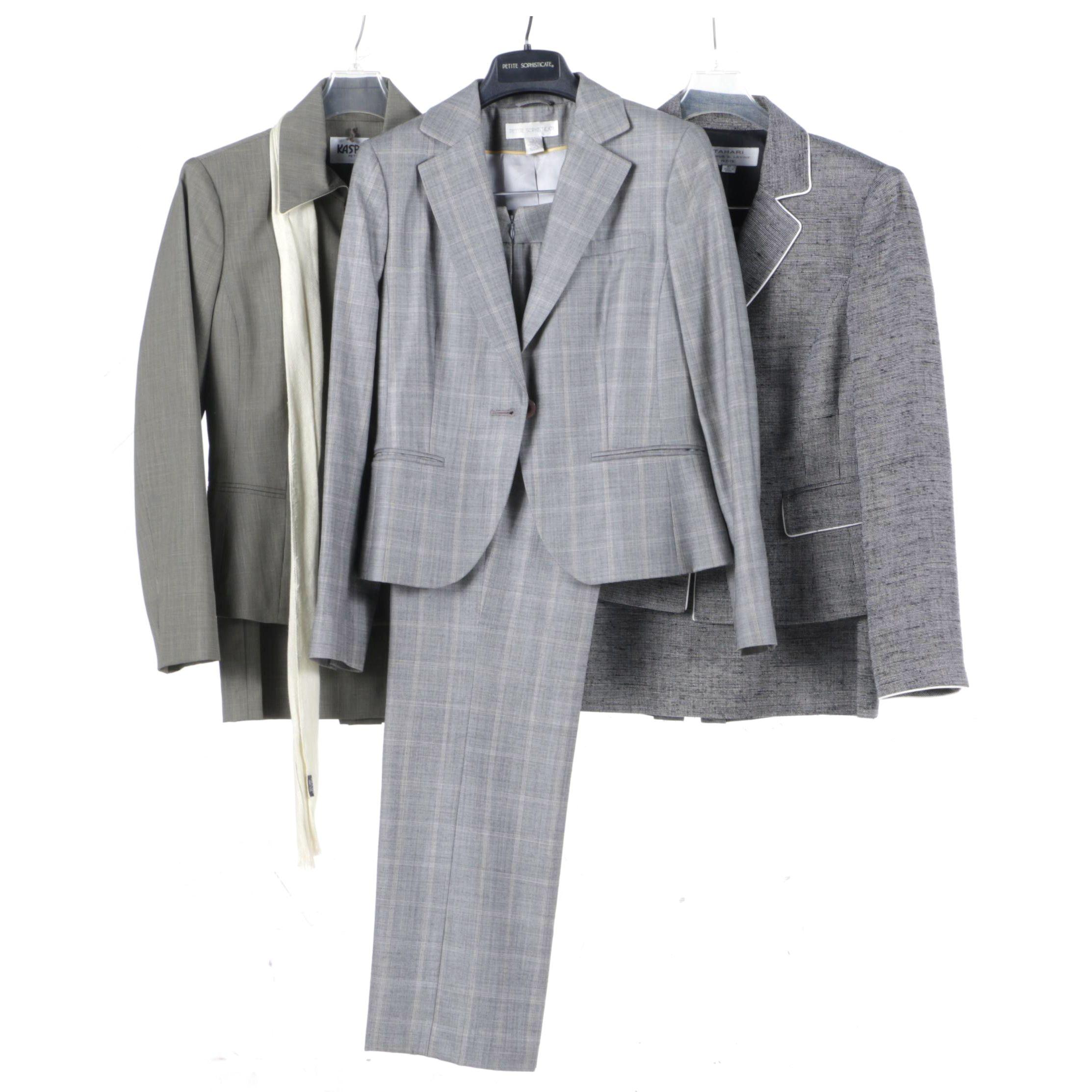 Women S Dress Suits Featuring Tahari By Arthur S Levine Ebth