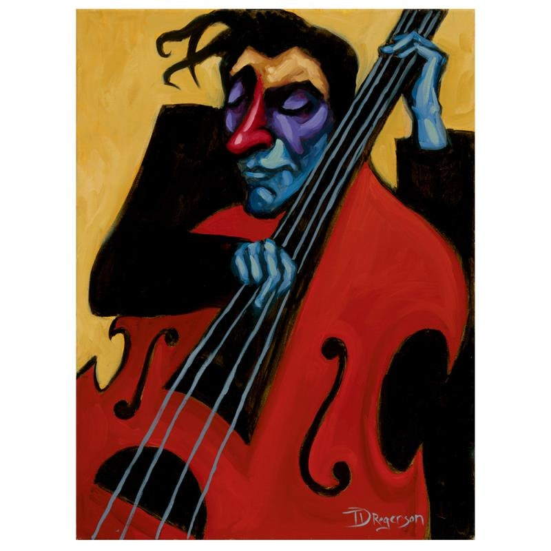 """Tim Rogerson Limited Edition Giclee """"Feelin' The Love"""""""