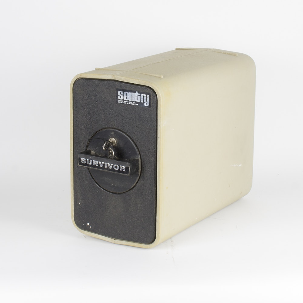 Sentry Survivor Fire Safe