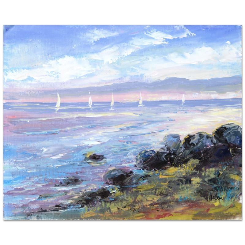 Madani Original Oil Painting