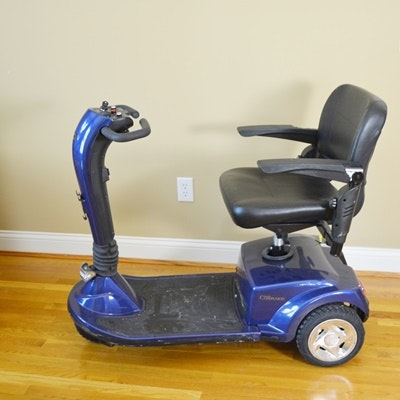 Golden Companion Three Wheel Mobility Scooter