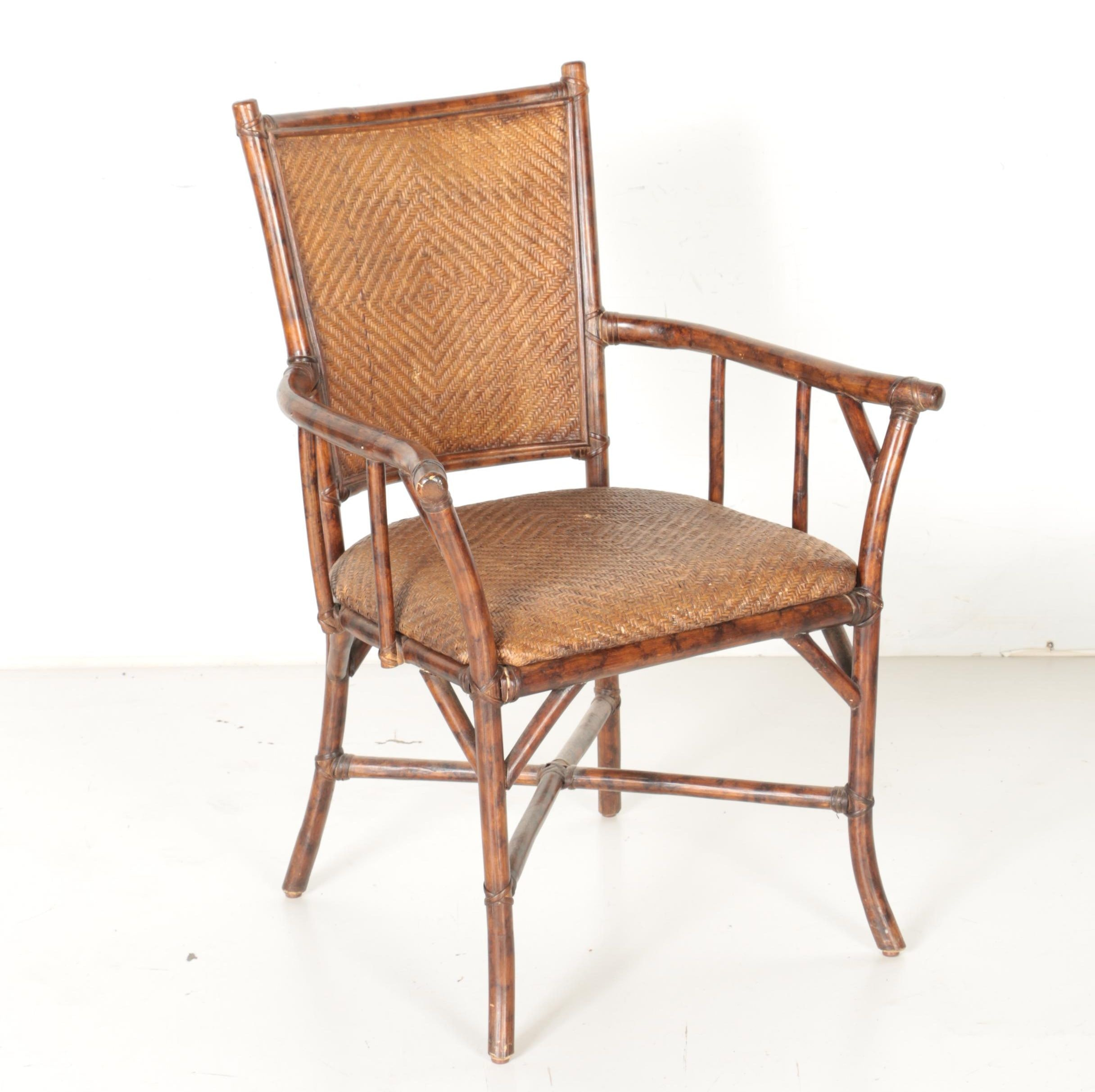 Rattan Armchair By Pier 1 Imports ...
