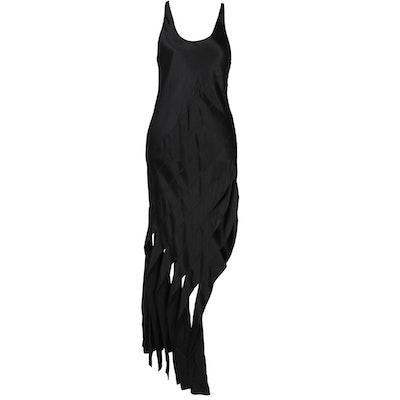 Alexander Wang Black Silk Dress