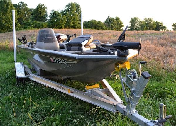 2004 Bass Tracker PT175 : EBTH
