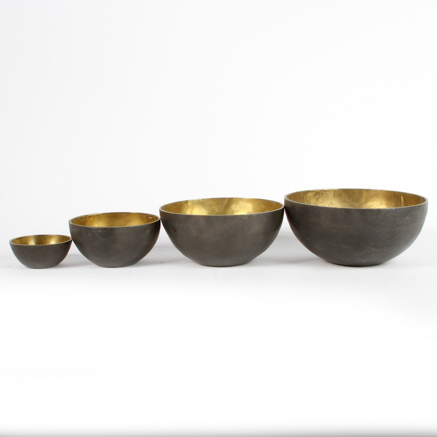 ideas outdoor bowl decor on spray pinterest silver decorative best bronze design black metal